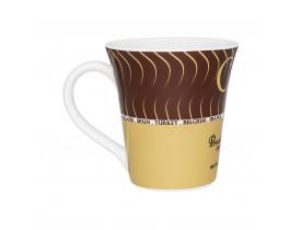 Caneca Tulipa 330ml Vintage Cofee - Oxford