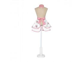 Avental Infantil Bia Ballet - Capobella