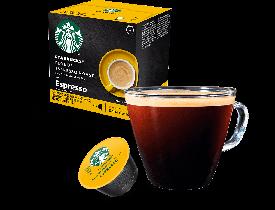 Café em Cápsula Blonde Espresso Roast - Starbucks