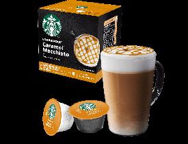 Café em Cápsula Dolce Gusto Caramel Macchiato - Starbucks