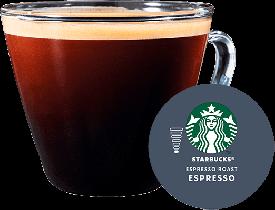 Café em Cápsula Dolce Gusto Espresso Roast - Starbucks