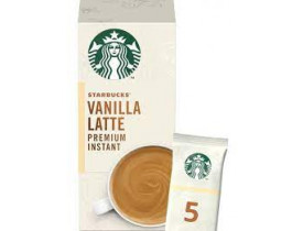 Café Solúvel Vanilla Latte Caixa com 4 Saches - Starbucks