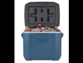 Caixa Térmica 47,3L com Rodas Azul - Coleman