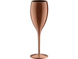 Conjunto 2x Taças Espumante 160ml Bronze Marmorizado - Boccati