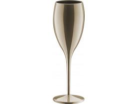 Conjunto 2x Taças Espumante 160ml Champagne Marmorizado - Boccati