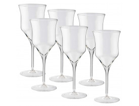 Conjunto 6x Taças Classic para Água 420ml Crystal - Oxford