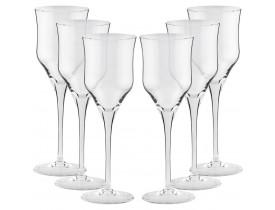 Conjunto 6x Taças Classic para Vinho Branco 200ml Crystal - Oxford