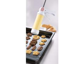 Conjunto de Seringa e 10 Discos para Biscoitos - Dr. Oetker