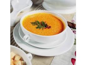 Conjunto para Servir Sopa 5 Peças Branco - Oxford