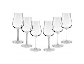Conjunto 6x Taças Classic para Vinho Tinto 390ml Crystal - Oxford