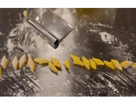 Espátula de Inox Cortante para Massas e Legumes - Mimo Style