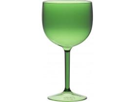 Jogo 2x Taças de Gin Verde Cristal 560ml em Acrílico - Boccati