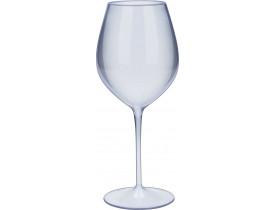 Jogo 2x Taças de Vinho Azul Cristal em Acrílico 580ml - Boccati