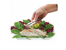 Pinça para Espinha de Peixe 12cm - Brinox