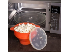 Pipoqueira para Microondas de Silicone - Prana