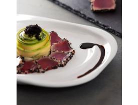 Prato Raso Spiral Chef 29x24cm - Oxford