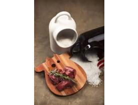 Saleiro Grande Gourmet Branco - Oxford