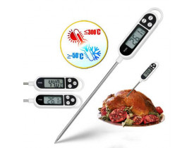 Termômetro Culinário Digital Espeto Alimento - MR Gifts