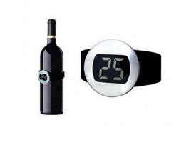 Termômetro Digital para Garrafas de Vinho - Mimo Style