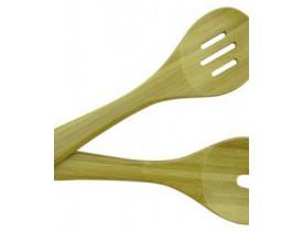Pegador de Salada Ecokitchen Bambu - Mimo Style