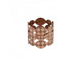 Argola para Guardanapo Japão Bronze - Mimo Style