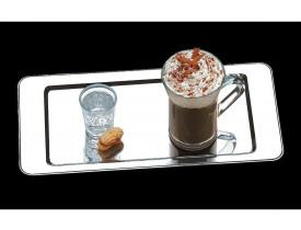Bandeja para Café em Inox - Mimo Style