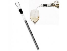 Bastão Inox Resfriador e Aerador de Vinho - Uny Home