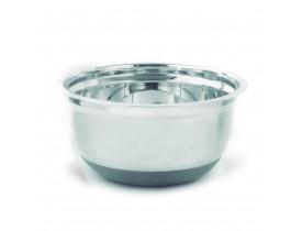Bowl de Inox com Base em Silicone ø21cm - Mimo Style