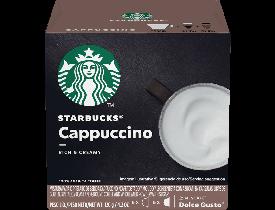 Café em Cápsula Dolce Gusto Cappuccino - Starbucks