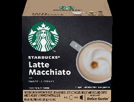 Café em Cápsula Dolce Gusto Latte Macchiato - Starbucks