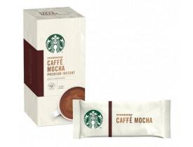 Café Solúvel Caffè Mocha Caixa com 4 Saches - Starbucks