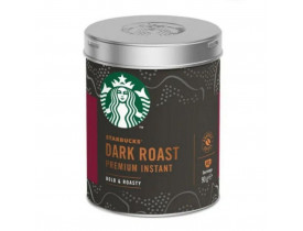 Café Solúvel Dark Roast Lata 90g - Starbucks