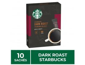 Café Solúvel Medium Roast Caixa com 10 Saches - Starbucks
