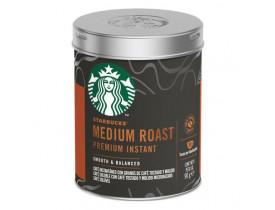 Café Solúvel Medium Roast Lata 90g - Starbucks