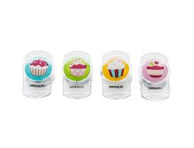 Clip Magnético 4 Peças Cupcake - Brinox