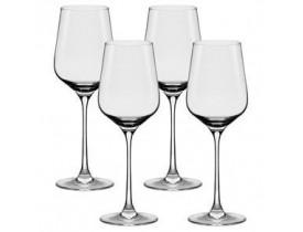 Conjunto 4x Taças Flavour para Vinho Tinto Bordeaux 650ml Alumina - Oxford