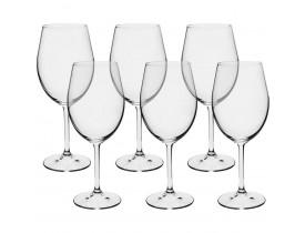 Conjunto 6x Taças de Vinho Bordeaux 580ml Colibri - Bohemia