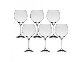 Conjunto 6x Taças de Vinho Bordeaux 650ml Colibri - Bohemia