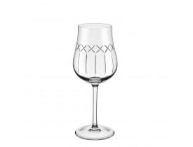Conjunto 6x Taças London para Vinho Tinto 390ml Crystal - Oxford