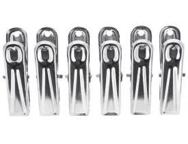 Conjunto de 6x Prendedores para Embalagens - Mimo Style