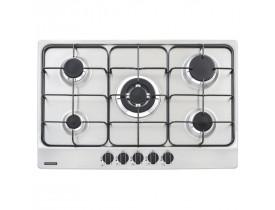 Cooktop em Inox 75cm com 5 Queimadores New Penta 5GX Tri Bivolt - Tramontina