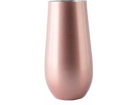 Copo Térmico para Espumante 150ml Rose - Mokha