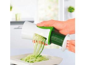 Cortador de Legumes em Espiral 3 Funções Branco - Mimo Style