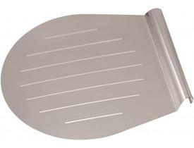 Forma de Inox de Metal Antiaderente para Servir Bolo - Zenker
