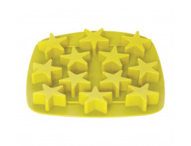 Forma para Confeiteiro/Gelo Estrela em Silicone - Mimo Style