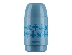 Garrafa Térmica Kids 250ml Azul - Aladdin