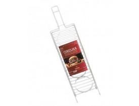 Grelha para 4x Hambúrguer 14,5x39cm - Grilazer