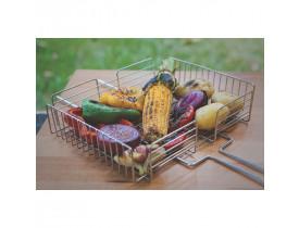 Grelha para Legumes em Aço Inox - Tramontina