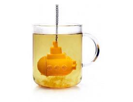 Infusor de Chá Submarino em Silicone - MR Gifts