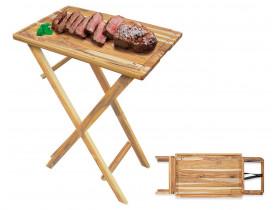 Mesa para Churrasco Desmontável - Stolf